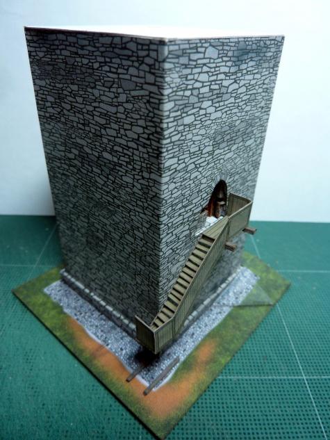 Věžové tvrze