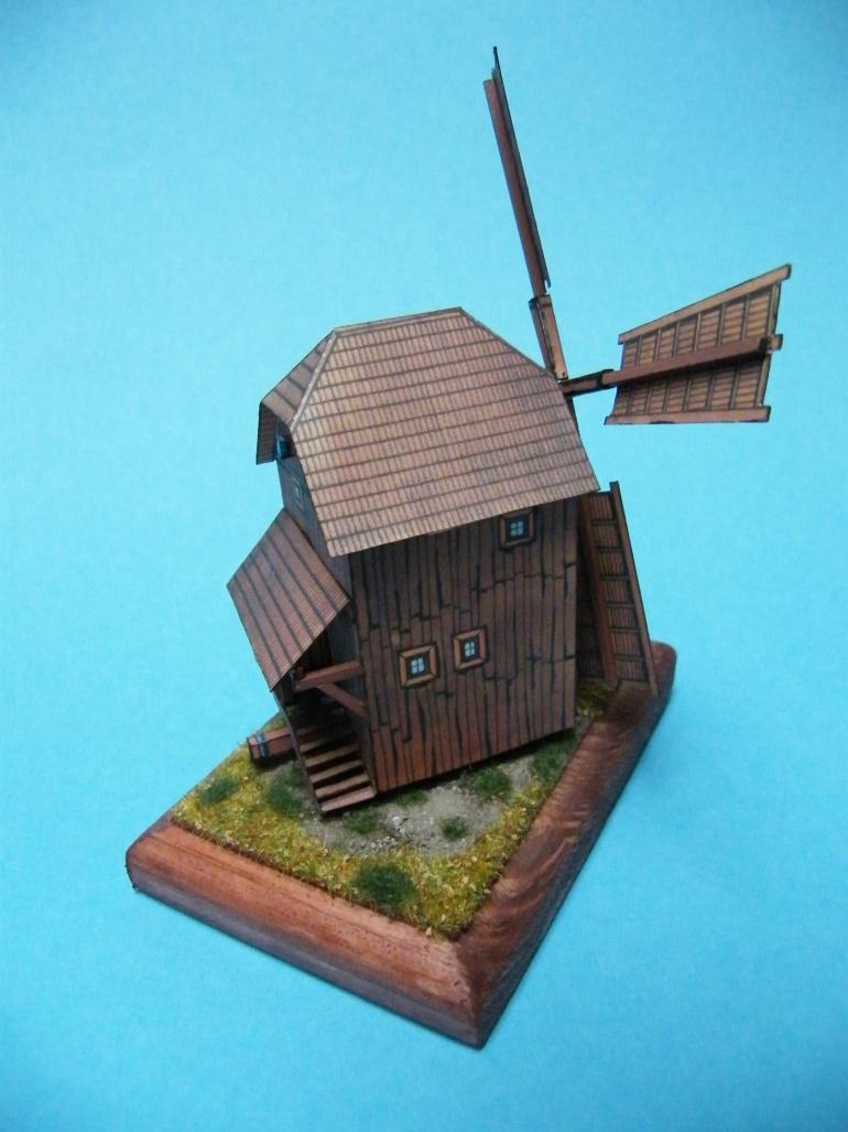 Veterný mlyn z Gotwaldovska