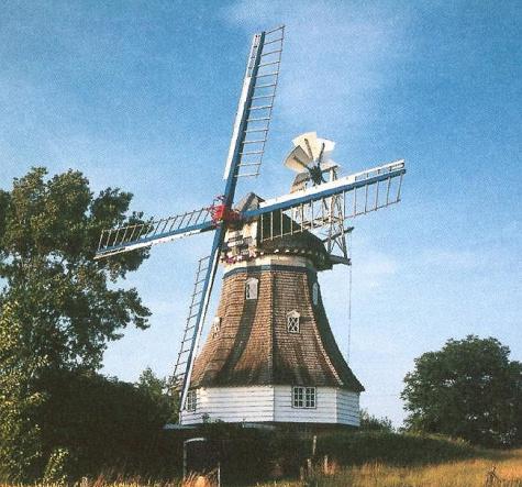Větrné mlýny