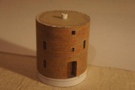 Větrný mlýn v Jalubí