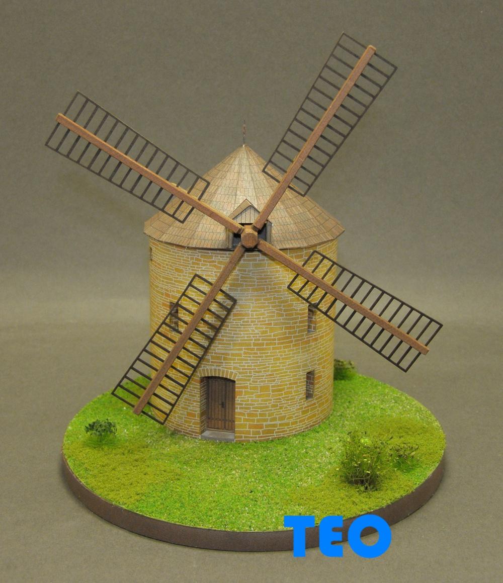 Větrný mlýn Jalubí