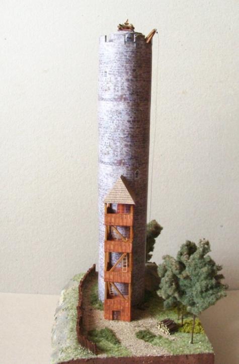 věž Indica