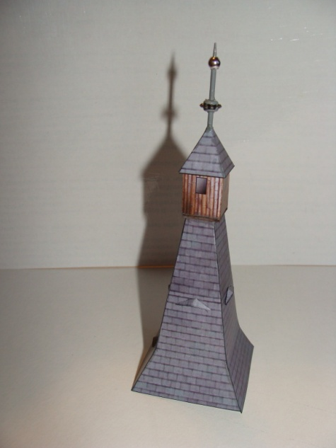věž Sv.Jiří Malého