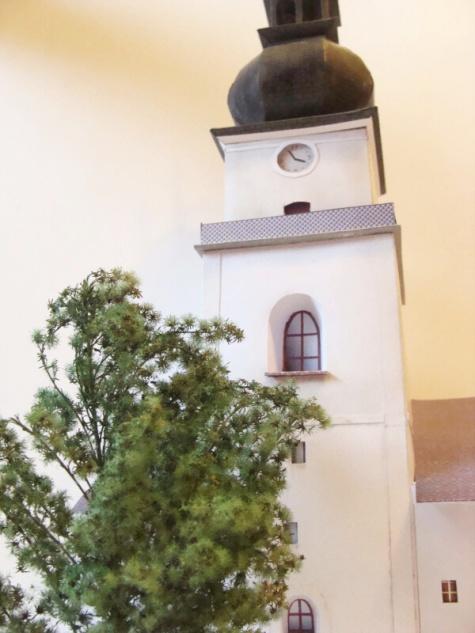 věž Sv.Prokopa Žďár nad Sázavou