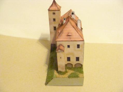 věže grabštejnské