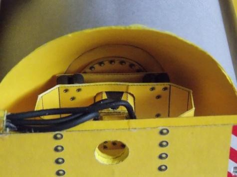 Vibrační válec STAVOSTROJ VV 100 / RW / 1:32
