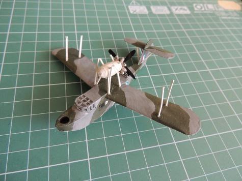 Vickers Supermarine Walrus Mk I
