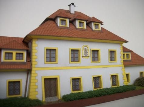 Vininiční usedlost Kazanka