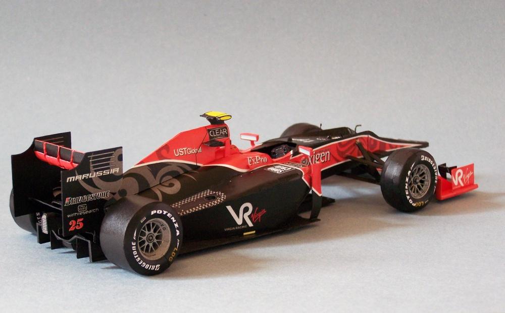 Virgin VR 01