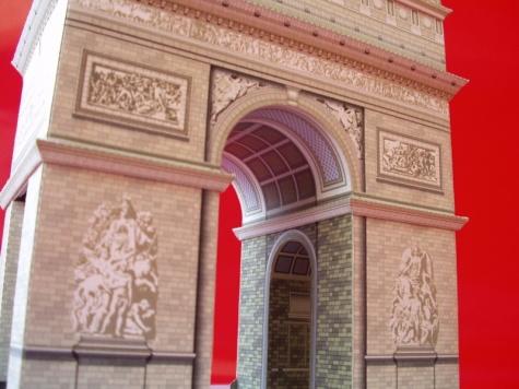 Vítězný oblouk v Paříži