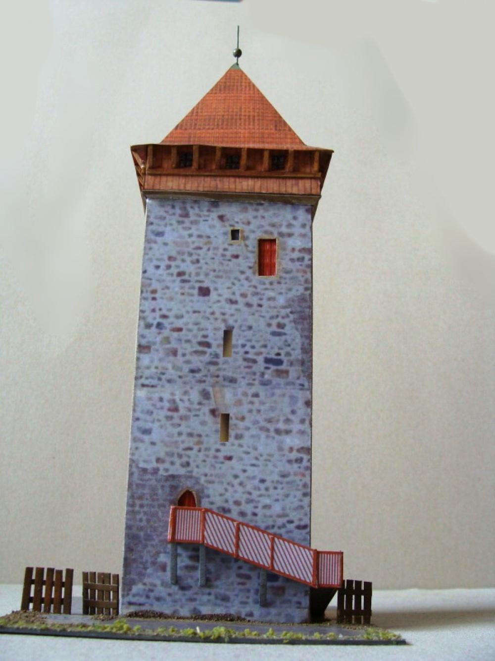 Vlkova věž
