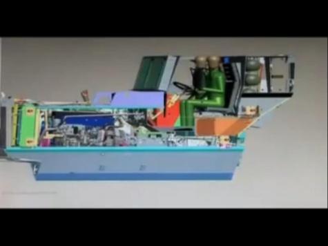 VMMD MK3 Husky - podklady