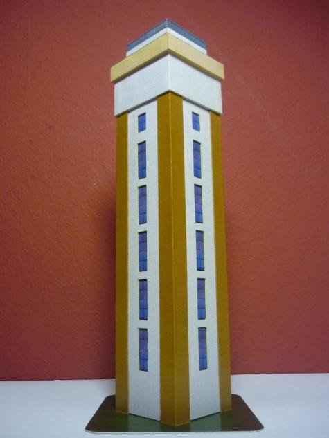 Vodárenská věž Louny