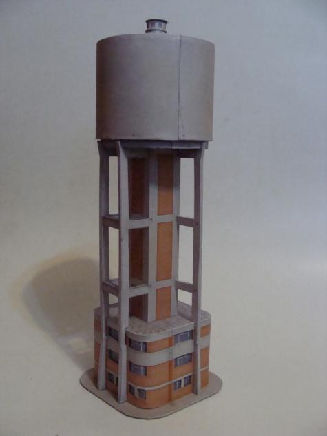 vodárenská věž Spolana Neratovice