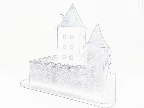 Vodní tvrz Mstěnice