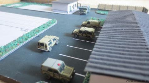Vojenská základňa AČR