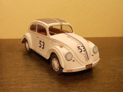 Volkswagen Chrobák-Herbie 53