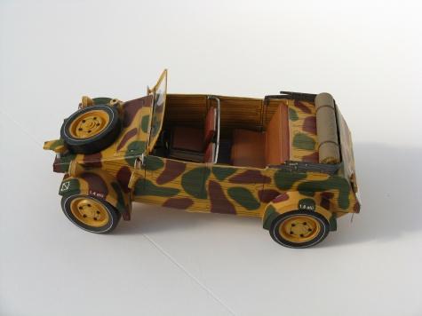 Volkswagen Kubelwagen VW 82