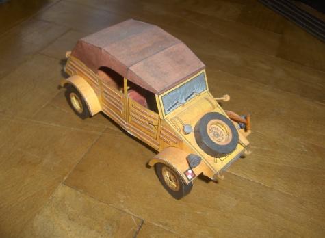 Volswagen Kubelwagen