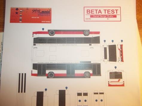 Volvo 7700 (beta test)
