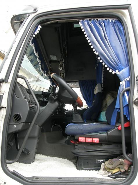 Volvo FH 12 White House s návěsem