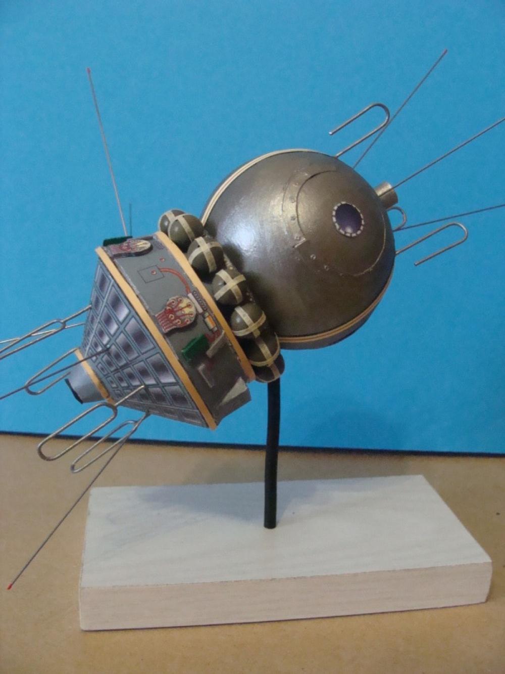 Vostok - modul