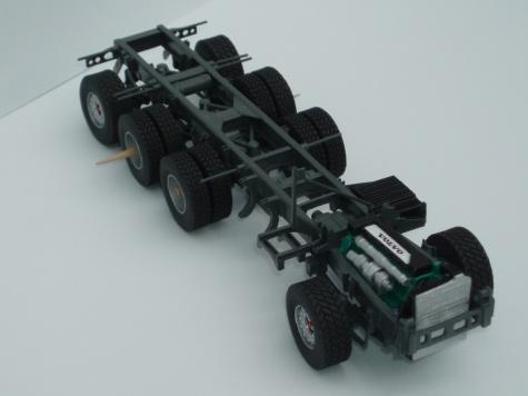 Volvo FH16 8x4/4