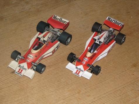McLaren M23