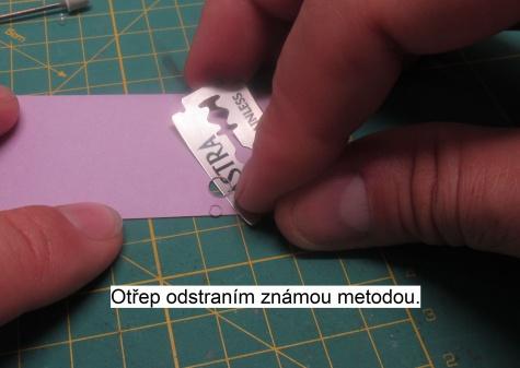 Výroba majáků a blinkrů