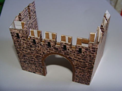 Vysoká brána Rakovník