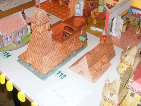 Výstava papírových modelů 5-6 června MUZEUM Dvůr Králové