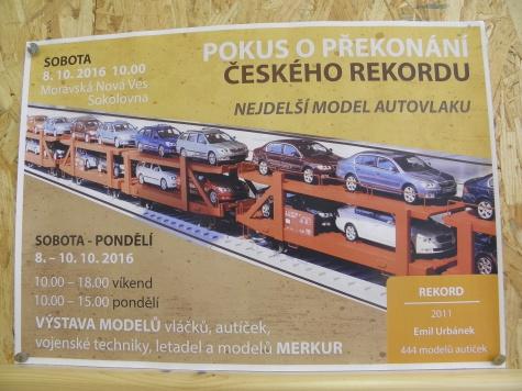 výstava v Moravské Nové Vsi, 8. - 10. 10. 2016