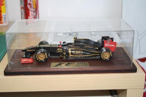 Vytrínka pro F1