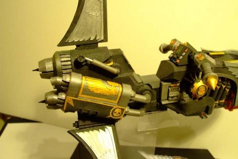Warhammer 40000 Jetbike