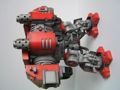 Warhammer 40K Space Marine Dreadnought Mk V