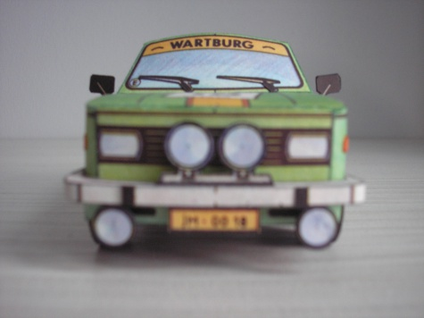 Wartburg 353 S Rallye