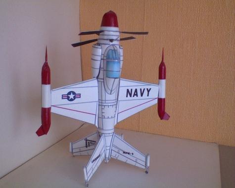 Weird aircraft