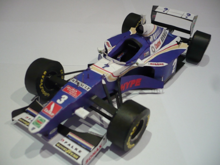 Willams FW 19 Renault.