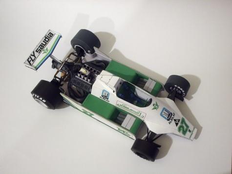 Williams FW 07