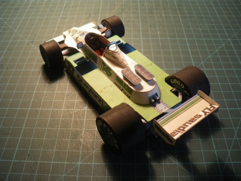 Williams FW 07B