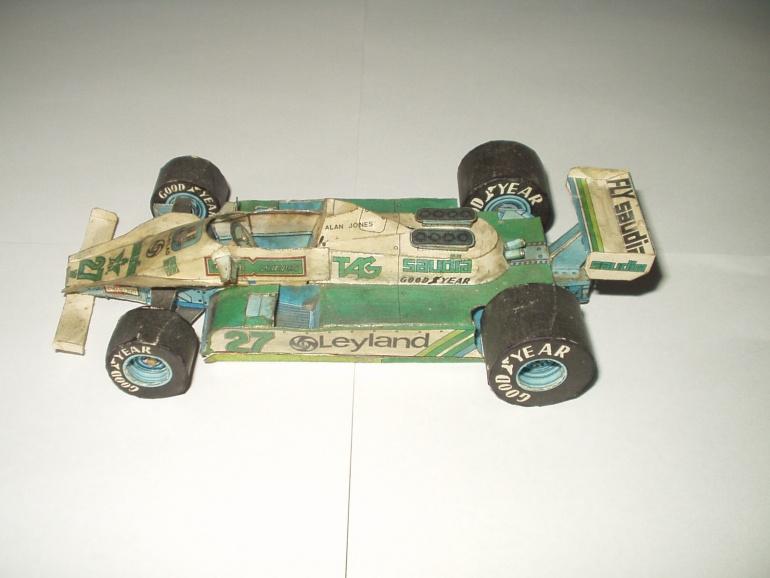 Williams FW 07B
