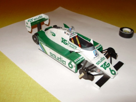 Williams FW 08 Ford
