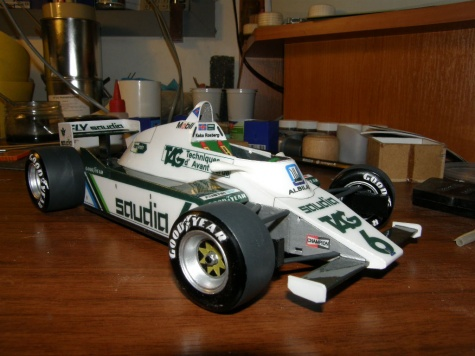Williams FW 08