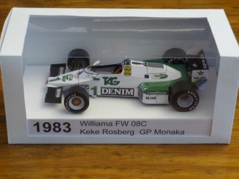 Williams FW 08C