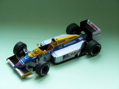 Williams FW 11