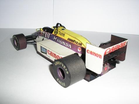 Williams FW 11 Honda