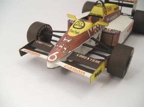 Williams FW 11 B