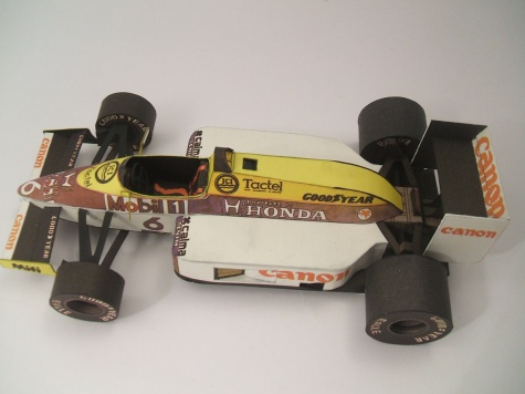 Williams FW 11 B