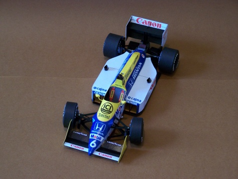 Williams FW 11b