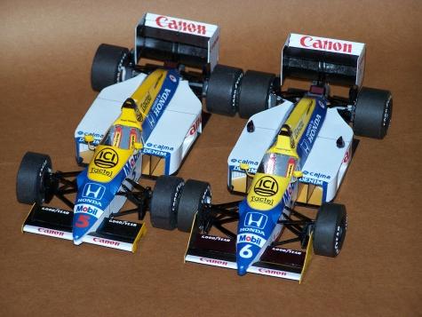 Williams FW 11b